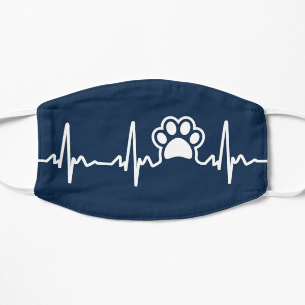 Paw Lifeline Flat Mask
