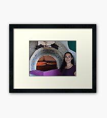 Pizza Italiana Framed Print