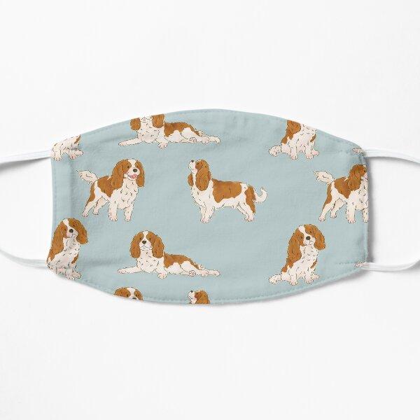 Blenheim Cavalier King Charles Spaniel Dog Mask