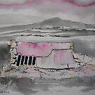 'Welsh Ruin' by Martin Williamson (©cobbybrook)