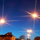 Sunset Lights by Hucksty