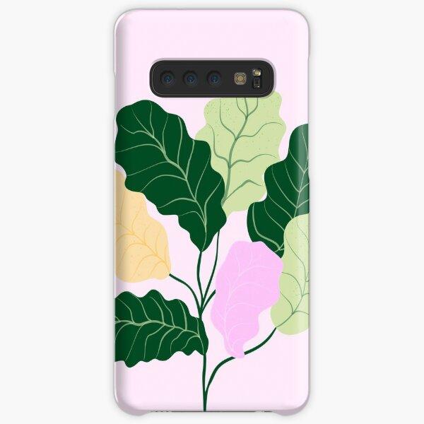 fiddle leaf fig Samsung Galaxy Snap Case