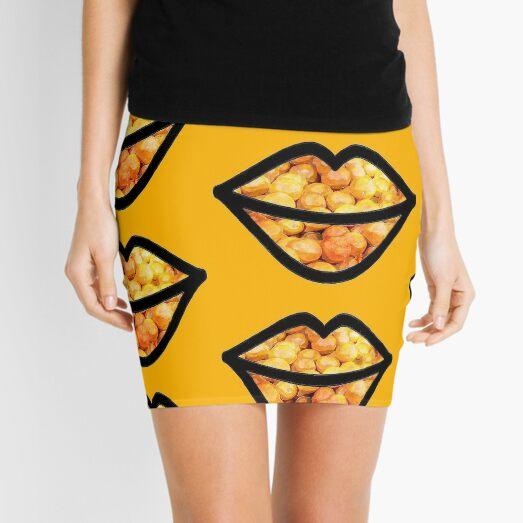 Oranges on the Lips  Mini Skirt