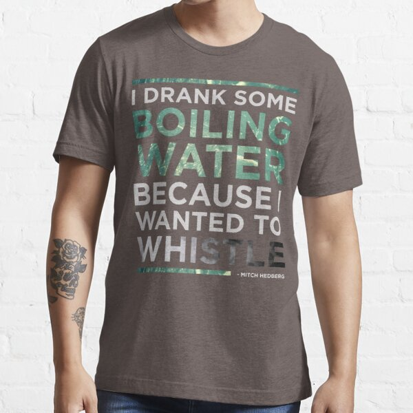 Mitch Hedberg - Whistle Essential T-Shirt