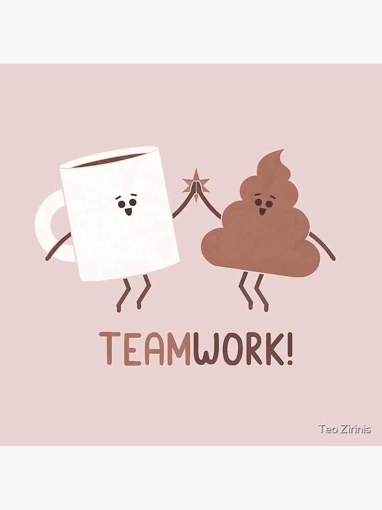 Teamwork by theodorezirinis