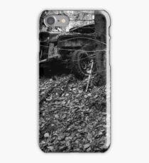 4.11.2015: Abandoned Car II iPhone Case/Skin
