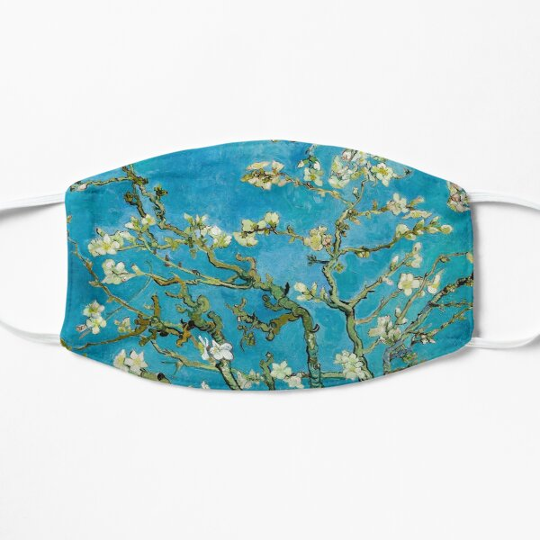 Vincent Van Gogh Almond Blossom Flat Mask