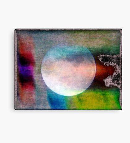 Sister Moon Canvas Print