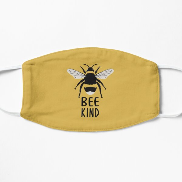 Bee kind Mask