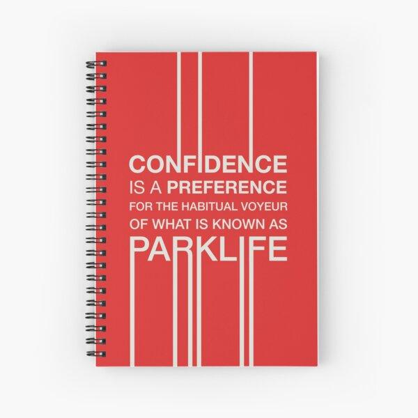 Parklife Spiral Notebook