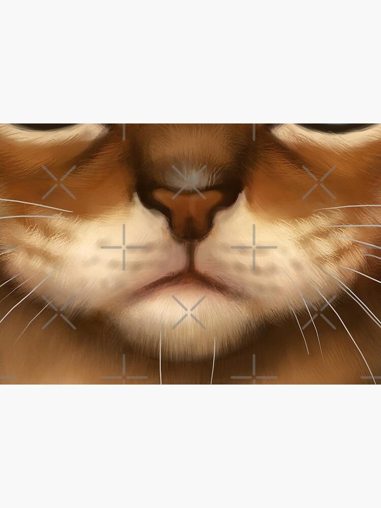 Cataclysm - Abyssinian Kitten - Classic by ikerpazstudio
