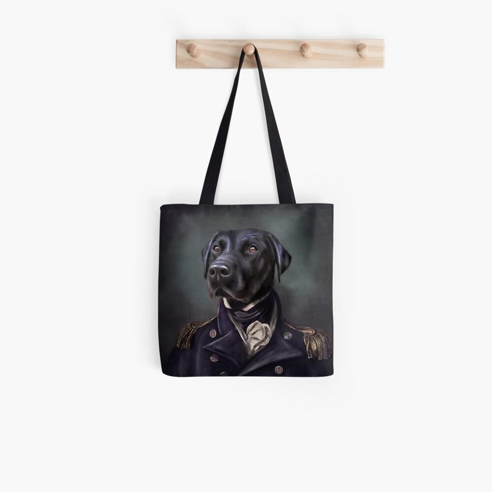 Labrador Portrait - Jake  Tote Bag