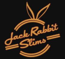 Inspired by Pulp Fiction (Jack Rabbit Slims)
