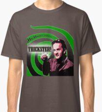 Supernatural: Hello Trickster! Classic T-Shirt