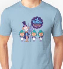 Wonka's Home of Pure Imagination Unisex T-Shirt