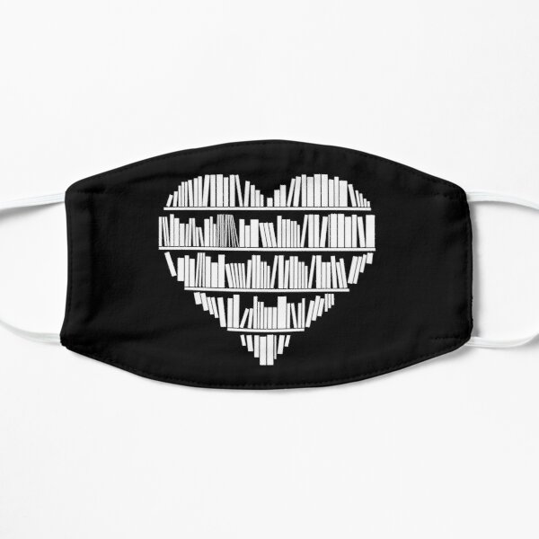 Book Lover Mask