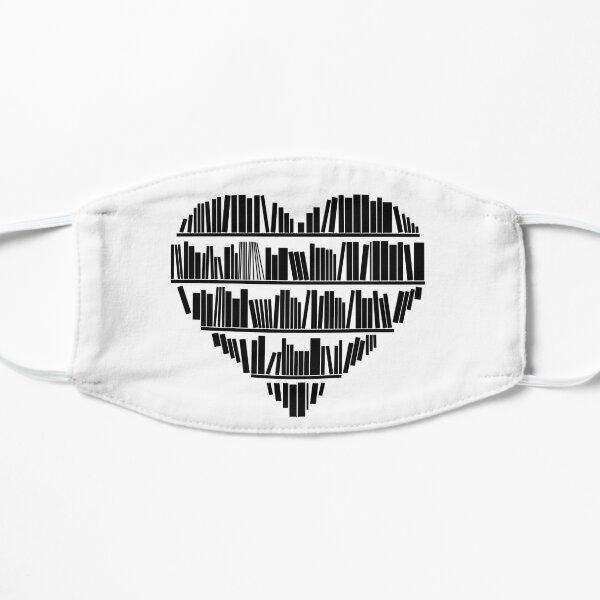 Book Lover II Flat Mask