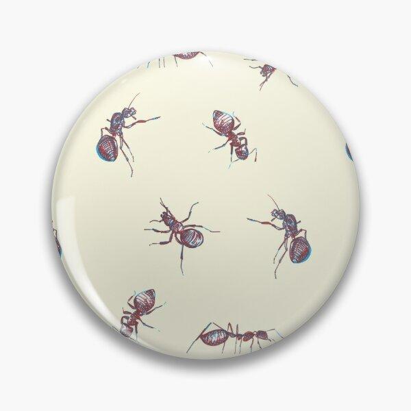 Motif de fourmis Badge