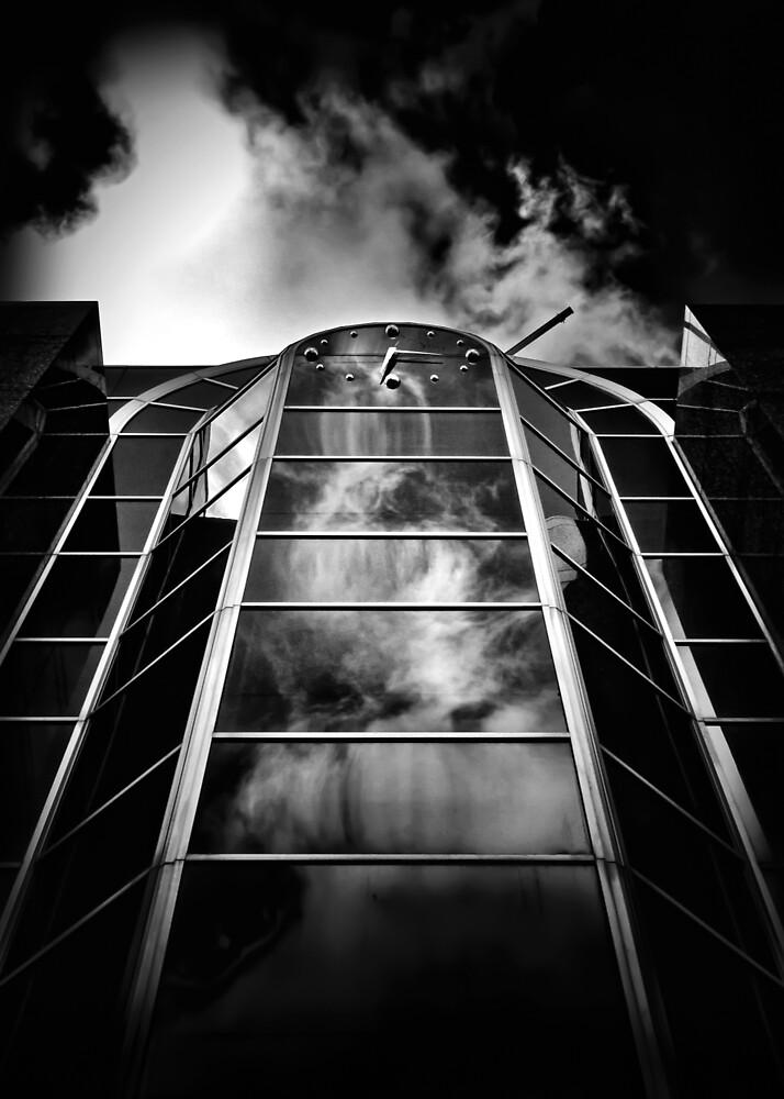 Clock Tower No 1920 Yonge St Toronto Canada by Brian Carson