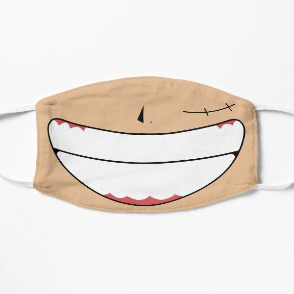 Monkey D. Luffy Smile Masque sans plis