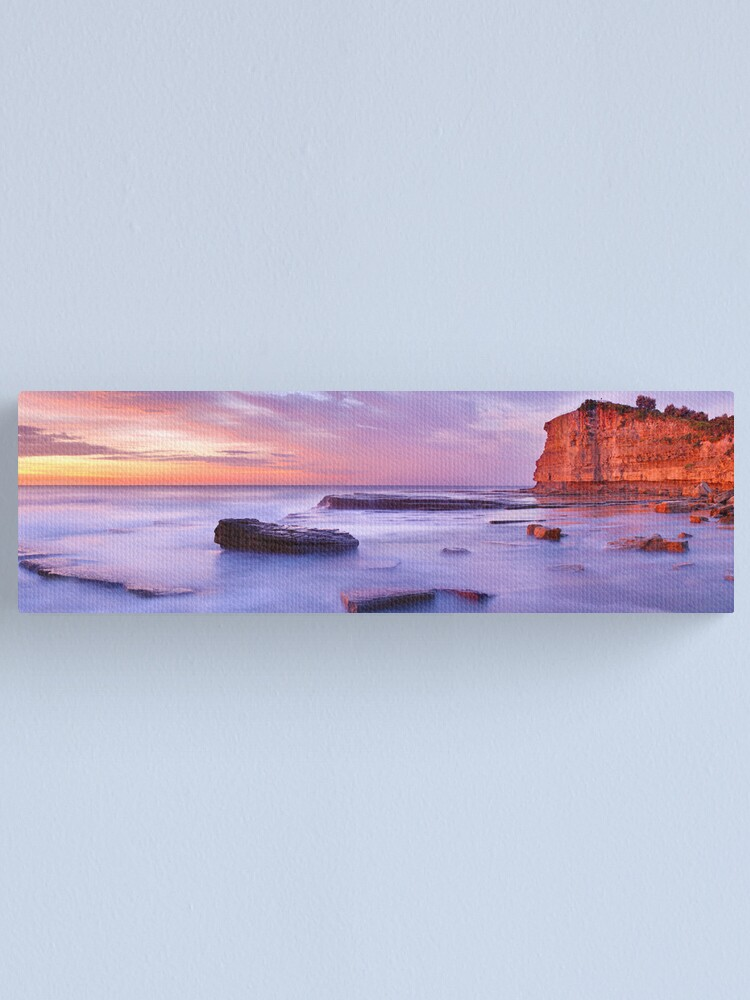 Alternate view of The Skillion, Terrigal, New South Wales, Australia Canvas Print