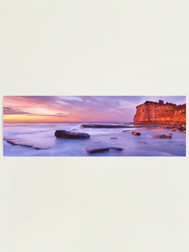 Alternate view of The Skillion, Terrigal, New South Wales, Australia Photographic Print