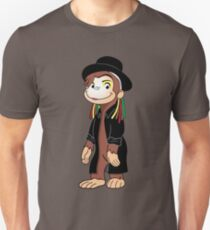 Curious Boy George T-Shirt