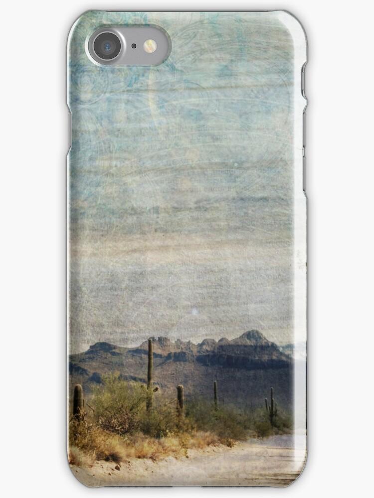 Saguaro West textured by lesanchez