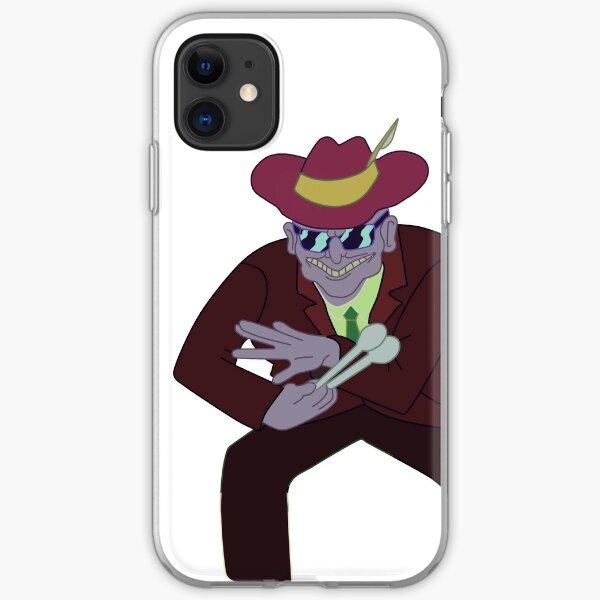 Spoon Man - The Midnight Gospel iPhone Soft Case