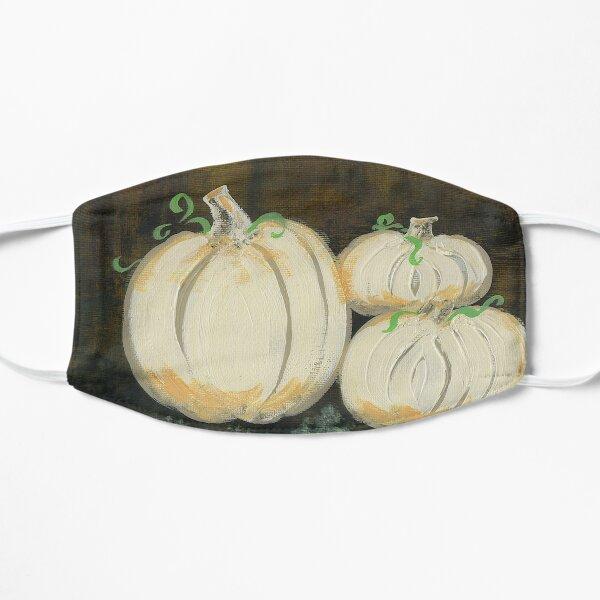White Pumpkins II Mask