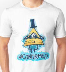 Bill Cipher - CONFIRMED Unisex T-Shirt