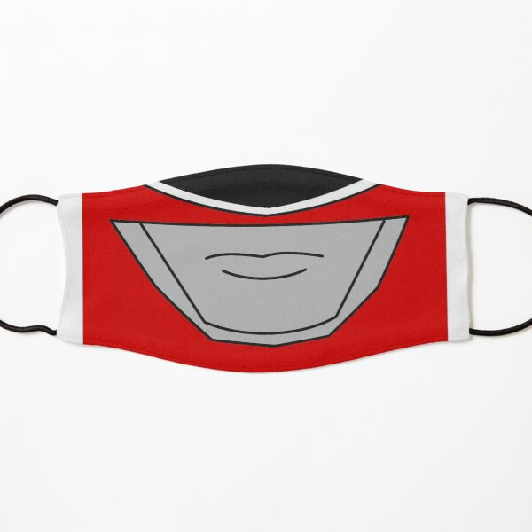 May The Power Protect You - Red Kids Mask