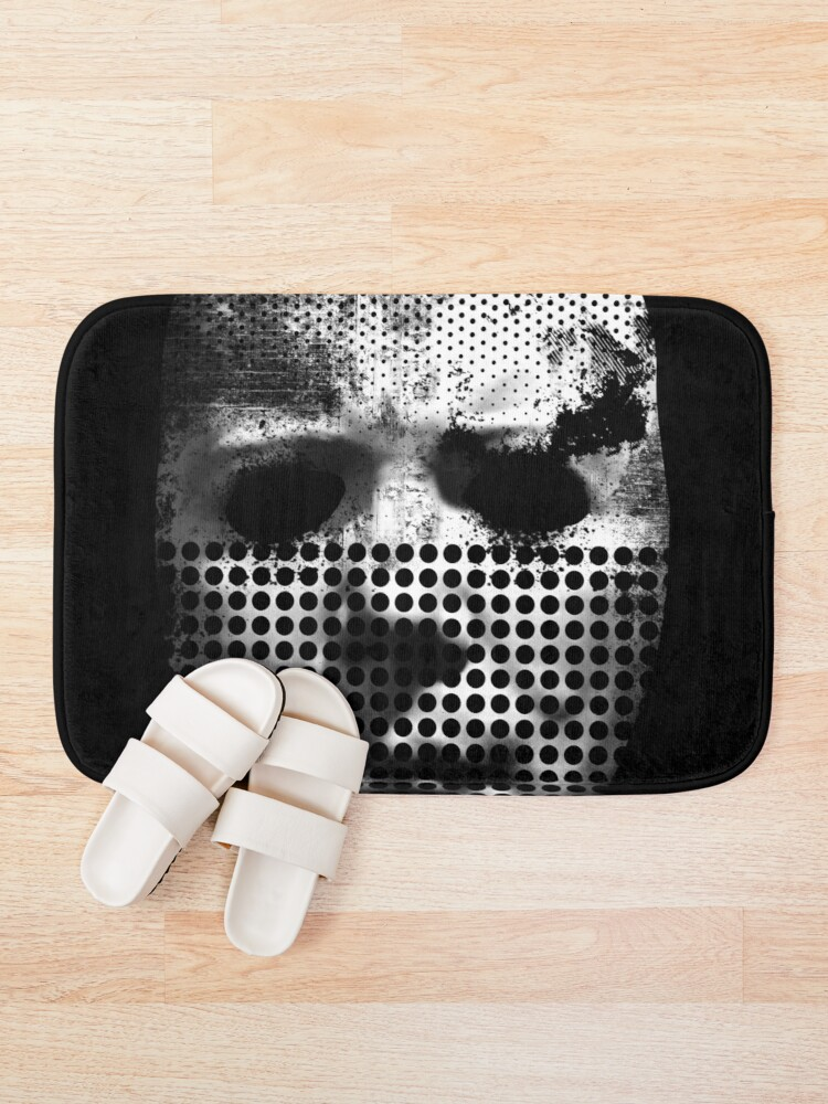 Alternate view of The Mask Bath Mat