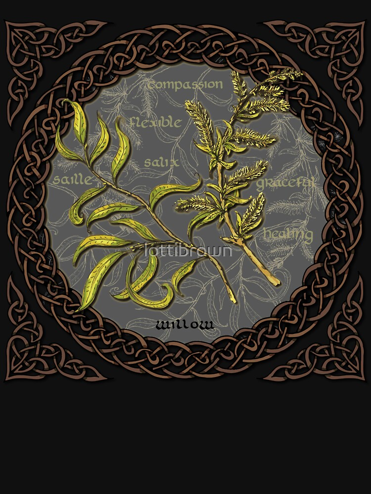 Celtic Willow by lottibrown