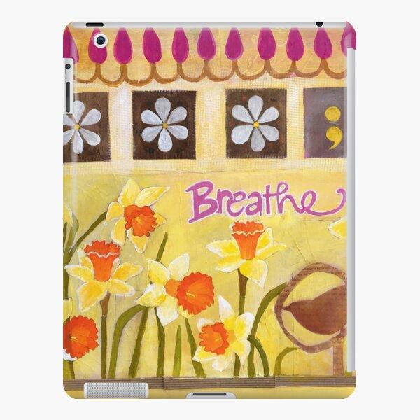 Breathe; iPad Snap Case