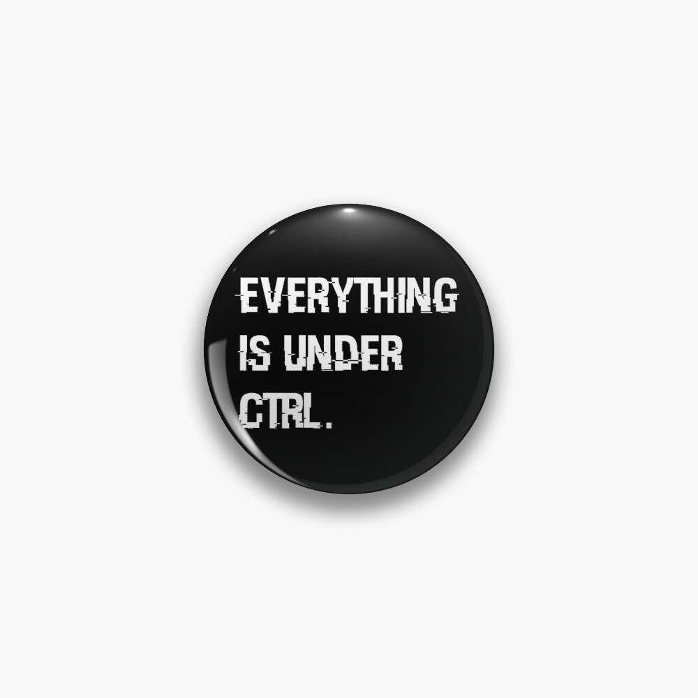 Under Ctrl. Pin