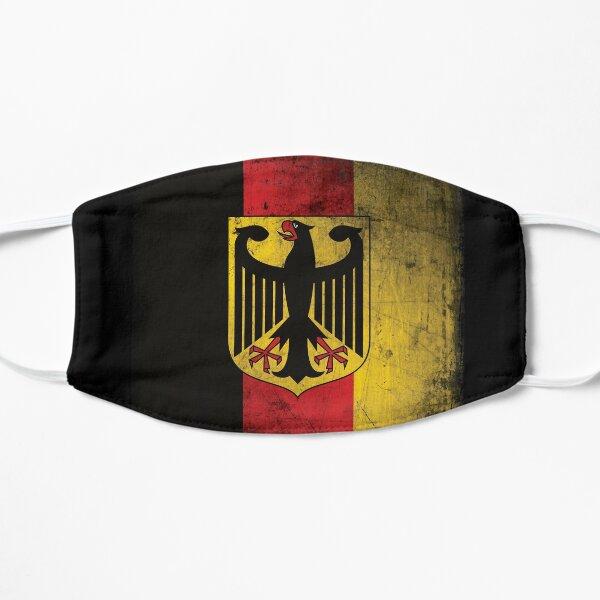 Germany flag eagle coat of arms Bundesadler Flat Mask
