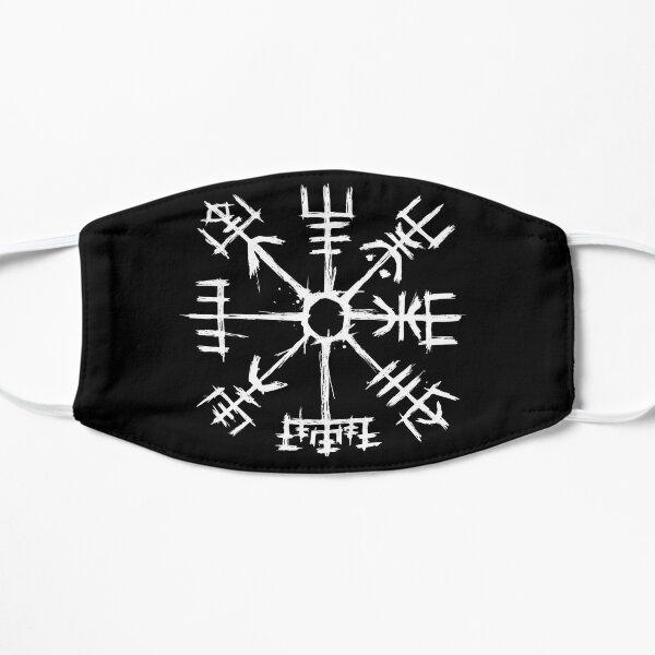 Viking Compass Vegvisir Masque sans plis
