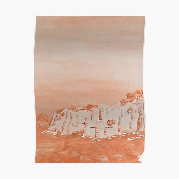 The Cliffs Poster