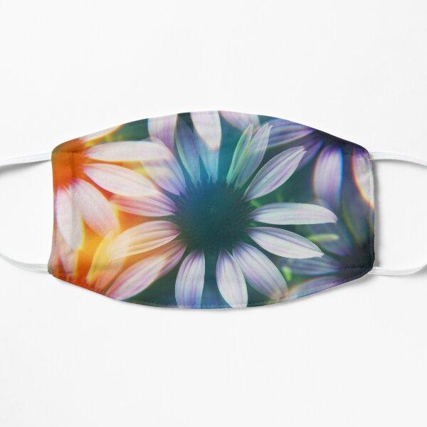 Geben Sie dem Bild hier und da einen kaleidoskopischen Effekt mit Regenbogenrändern. Maske