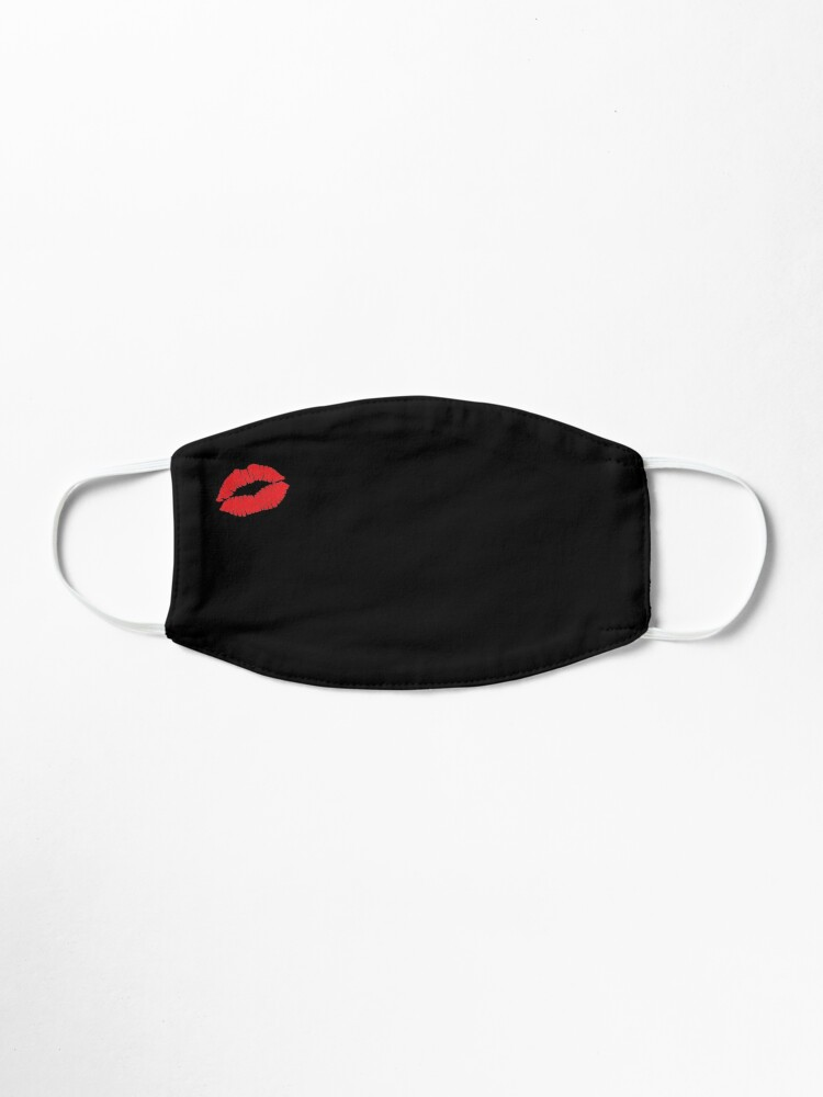 Alternate view of Cute Sexy Red Lips Mask
