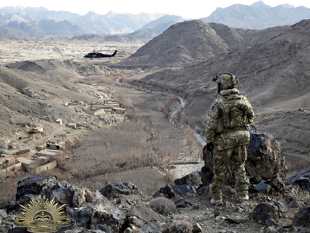 Afghan Anzac by NemesisGear