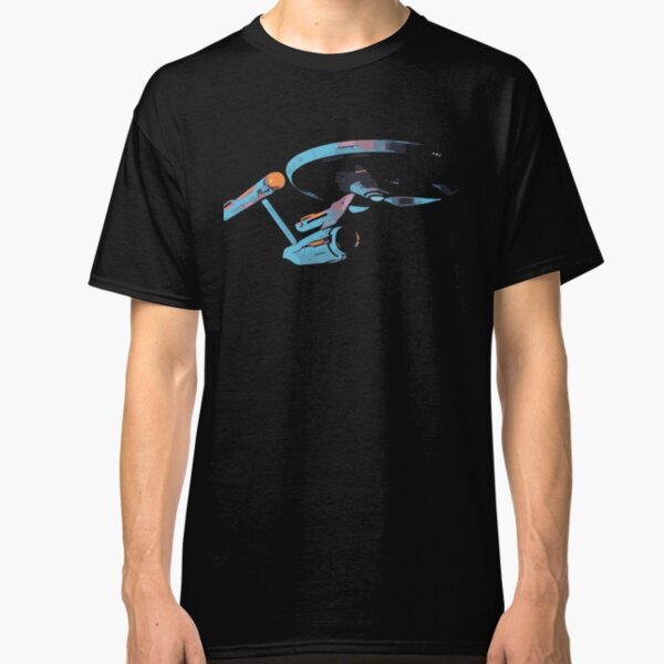To boldly go Classic T-Shirt