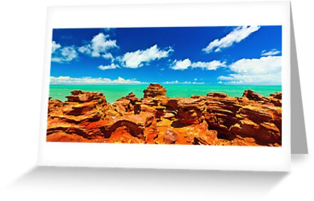Ganthueme Point, Broome by burrster
