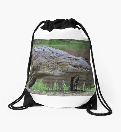 Fear Factor Drawstring Bag