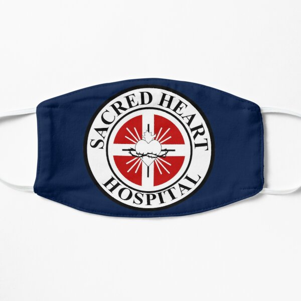 Sacred Heart Hospital Flat Mask