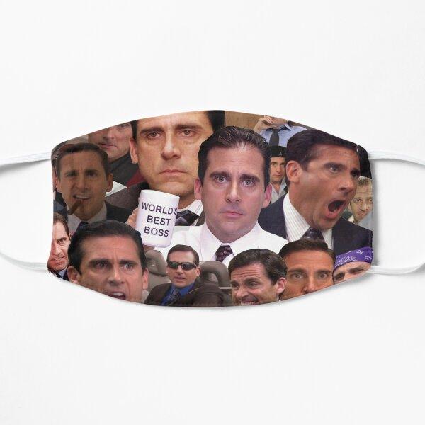 Michael Scott Collage Mask