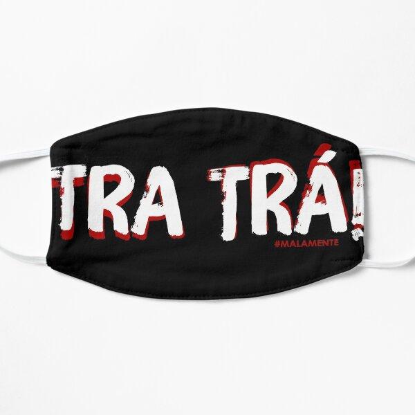 TRA TRA - CAMISETA MALAMENTE (2) Mascarilla