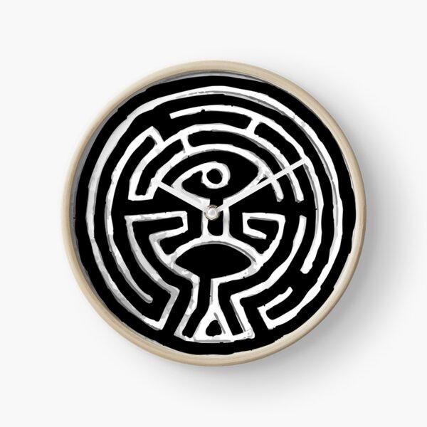 Westworld Maze Horloge