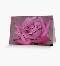 Rose is a Rose Greeting Card